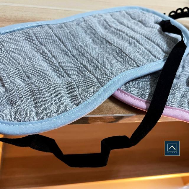 碳化纖維舒眠眼罩