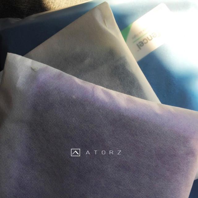 萊賽爾天絲棉毛巾 ‧ 靛紫 / 湛藍