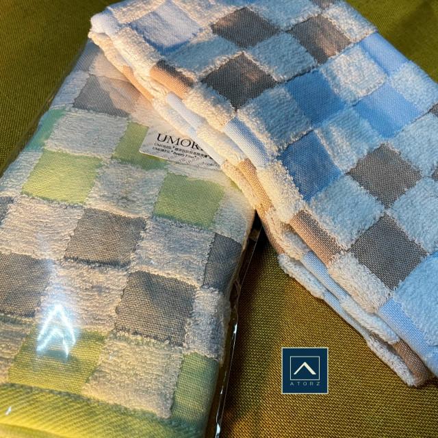 UMORFIL美膚纖維紗布毛巾