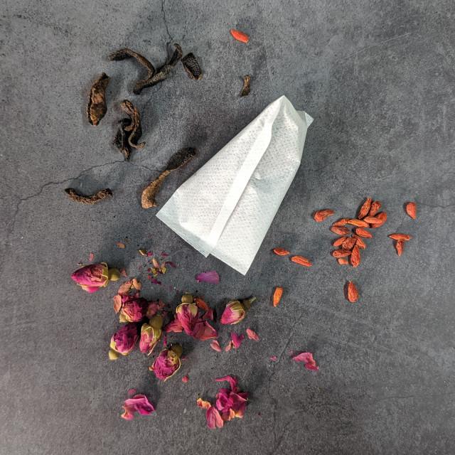 客製茶【玫瑰順順茶】體質調整 網紅特調係列