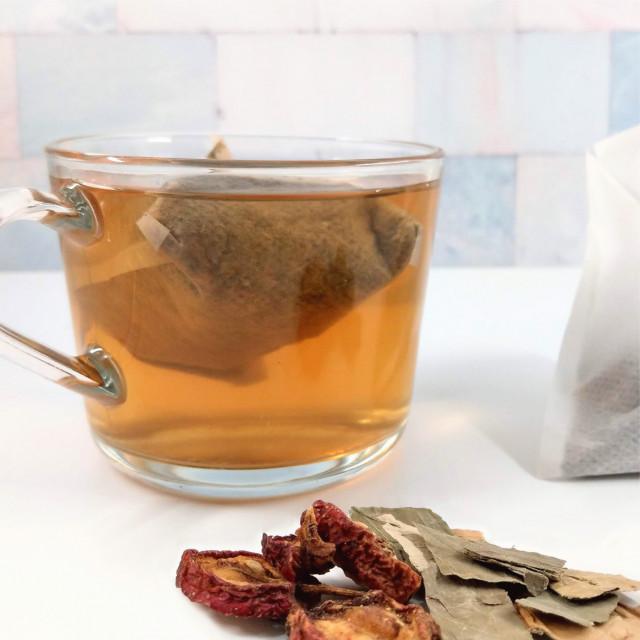 客製茶【荷葉山楂茶】調整體質