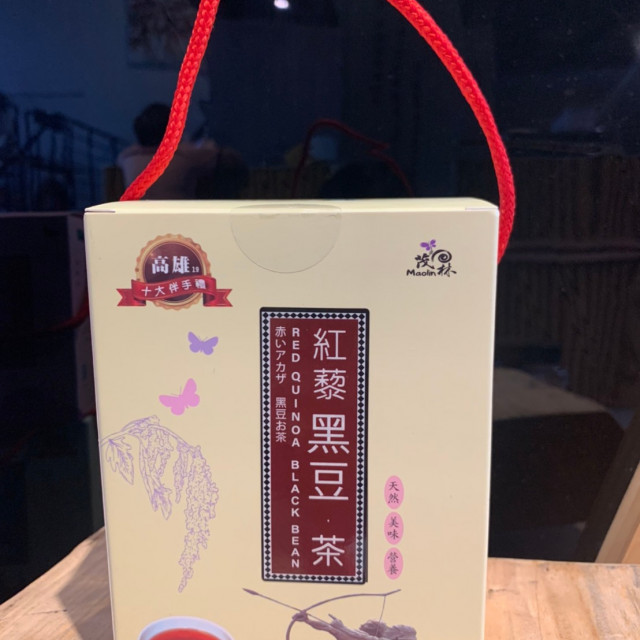紅藜黑豆茶