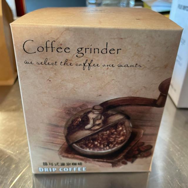 珈貝耳掛式咖啡