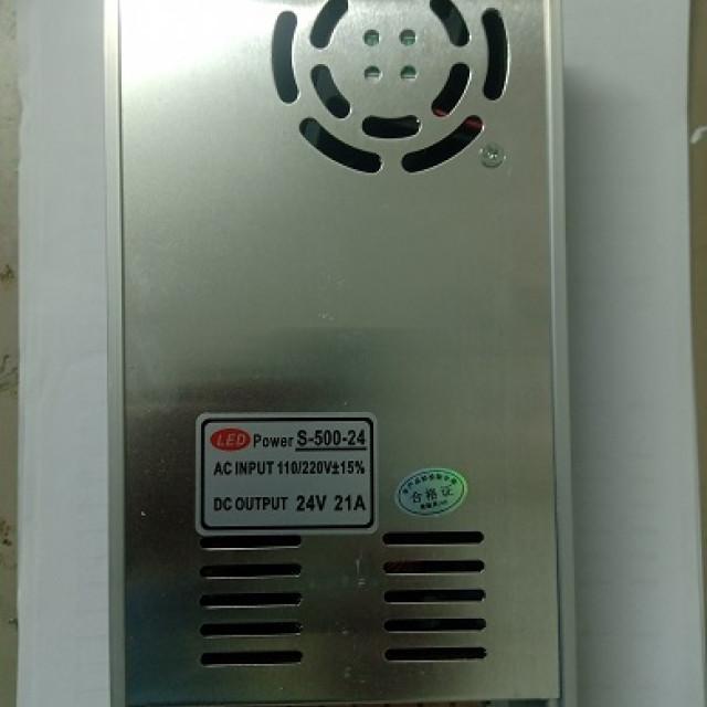 AC110V/220V轉 DC24V/20A 電源供應器
