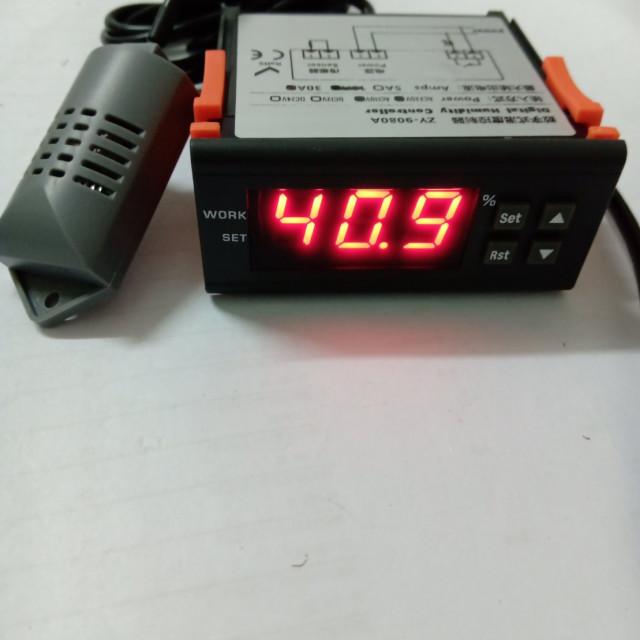 DC12V/DC24V/AC220V濕度控制器