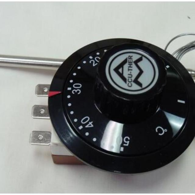 RAINBOW韓國製造AC110~220V 20A (0~50/0~80/0~150/0~200) 度 液漲式溫度開關
