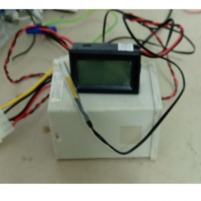 DC5V藍光型溫度計