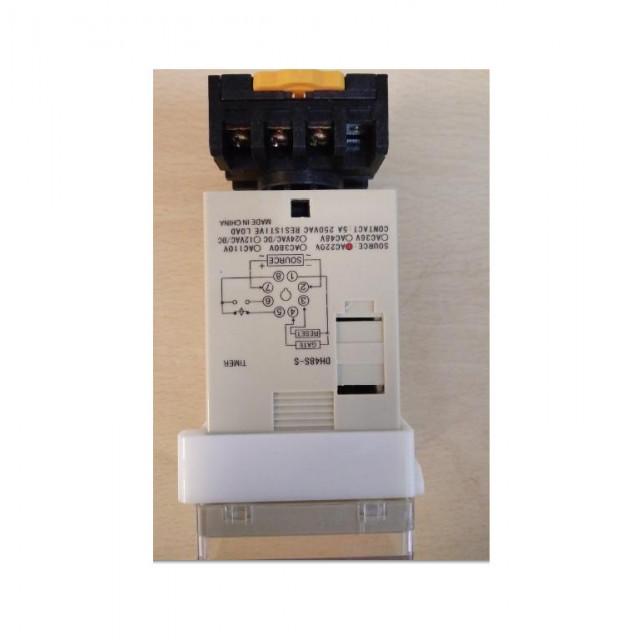 AC220V800W時間控制熱風機