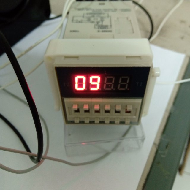 AC110V300W時間控制熱風機