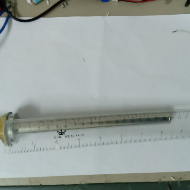 蒸餾水機專用AC110V 1000W電熱管管