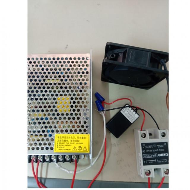 AC110V光控風扇