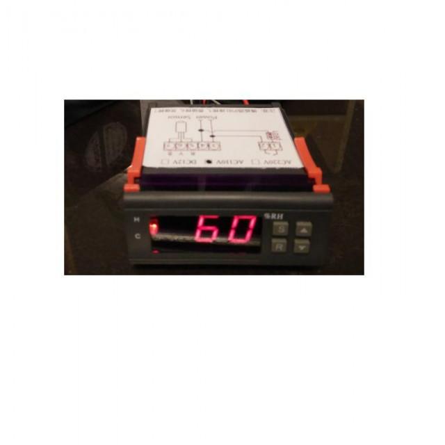 DC12V濕度控制器含蜂鳴器功能