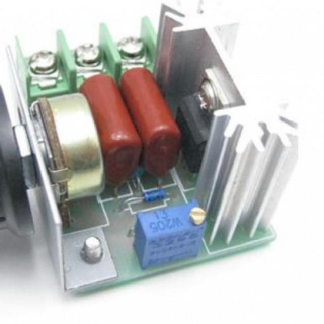2000W調光/調壓/調溫控制器