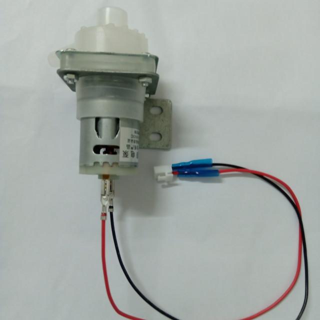 電熱水瓶,開水機專用DC12V直流抽水馬達(左邊出水及右邊出水)