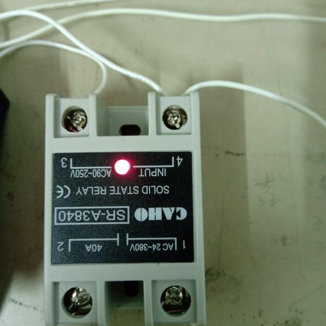 40A固態繼電器