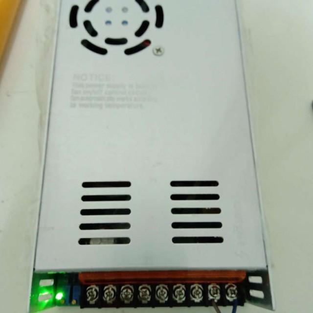 AC110V/220V轉DC0~24V600W電源供應器電壓電流可調整