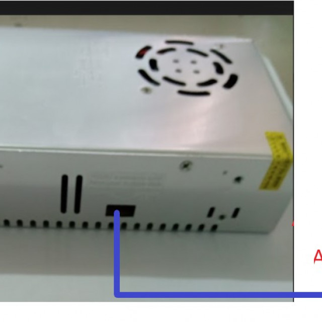 AC110V/220V轉DC12V/20A電源供應器