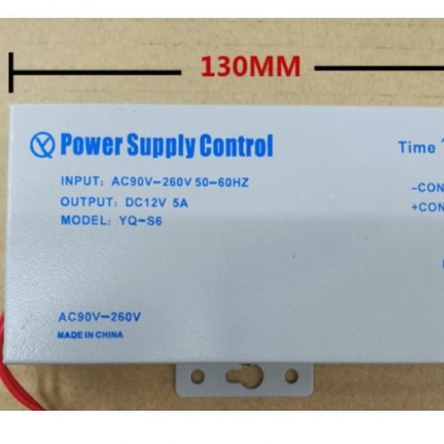AC90V~260V轉DC12V5A5A電源供應器