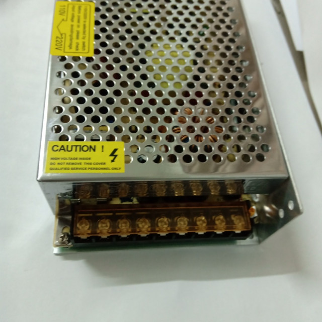 AC110V/220V轉DC12V/10A電源供應器