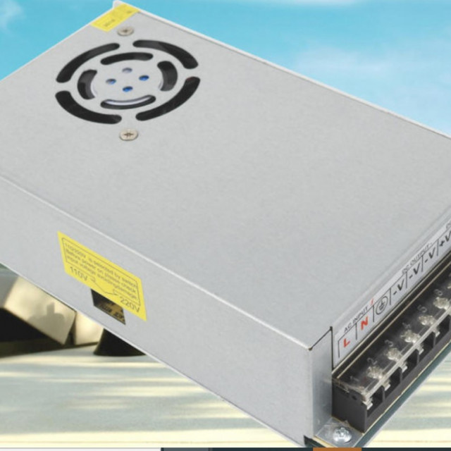 AC110V/220V轉DC24V/20A電源供應器