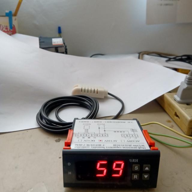 AC110V/AC220V/DC12V濕度控制器