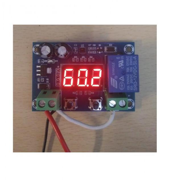 DC12V濕度控制器模組