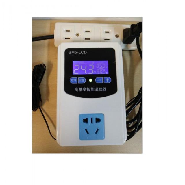 高精度0.1度LCD温度控制器