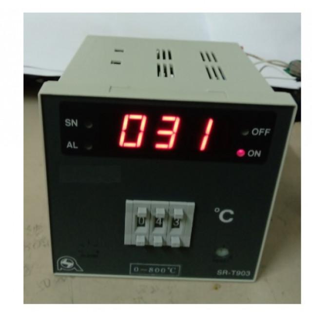 0~400度指撥高溫型溫度控制器(含1支感溫棒)
