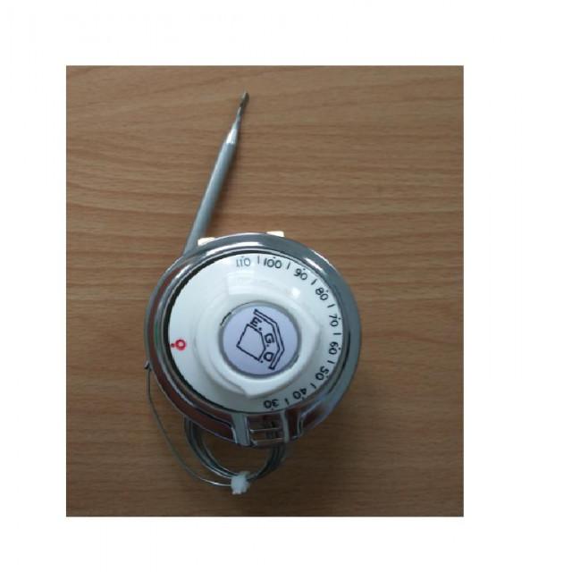 EGO德國製造30~110度液漲式溫度開關3PIN帶螺牙