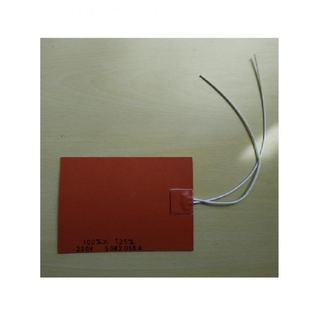 AC110V表面最高溫度90~100度軟性電熱片