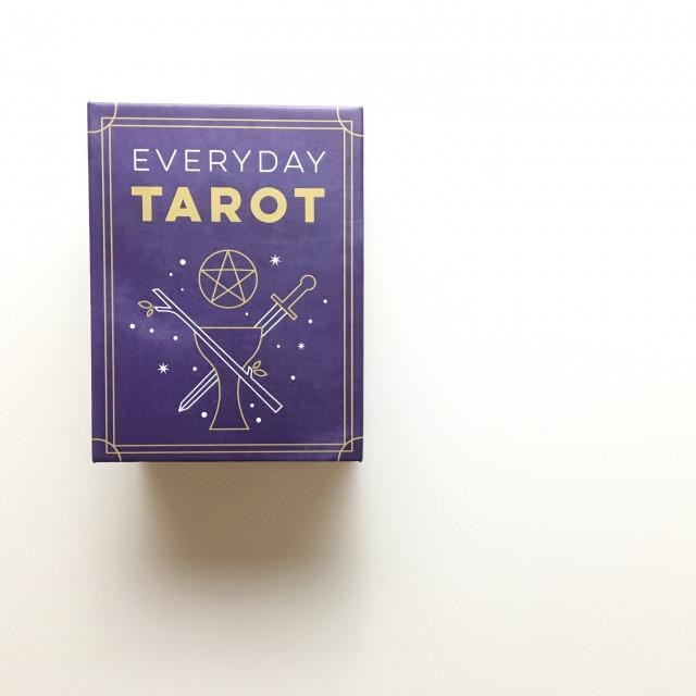 大師塔羅系列|Biddy Tarot|鍍金邊|硬盒|Everyday Tarot