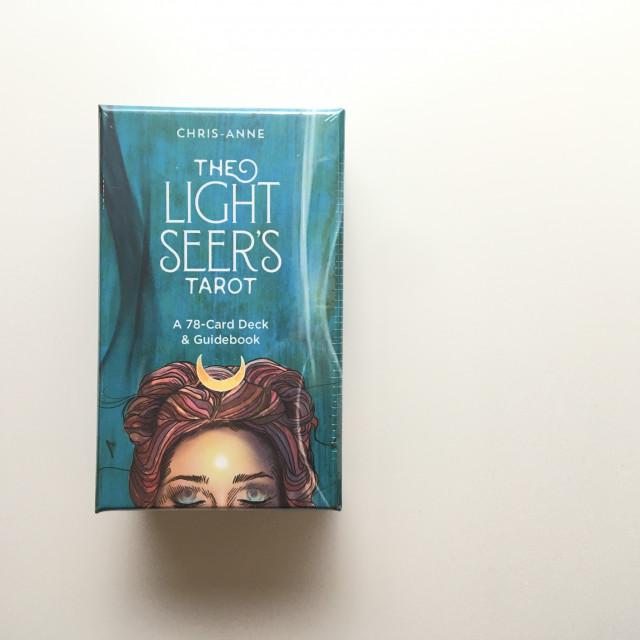 光之預言者|最奔放的偉特系塔羅|硬盒|Light Seer's Tarot