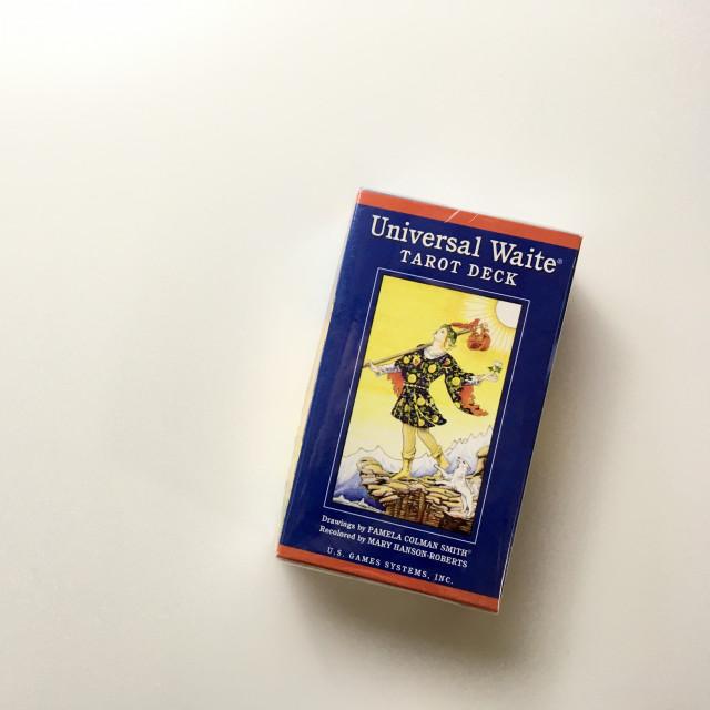 通用偉特牌|超細緻版本|Universal Waite Tarot Deck