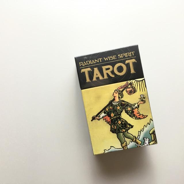 增彩版偉特牌|無邊框版本|硬盒|Radiant Wise Spirit Tarot