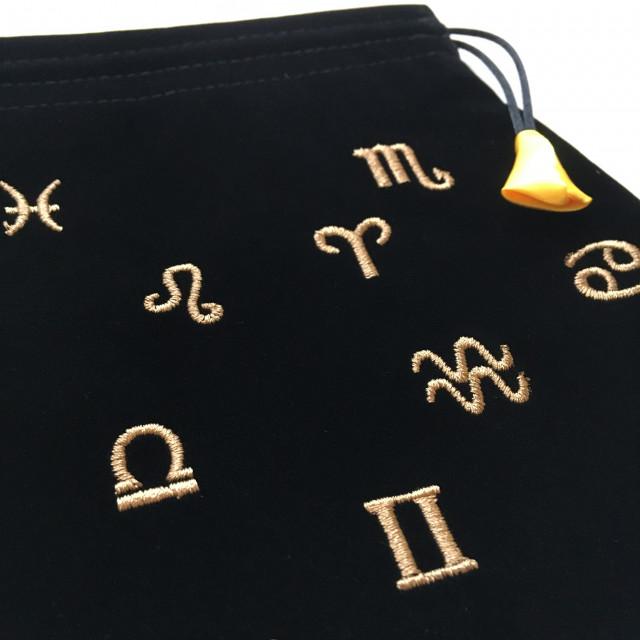 聖甲蟲牌袋|加厚植絨|星相
