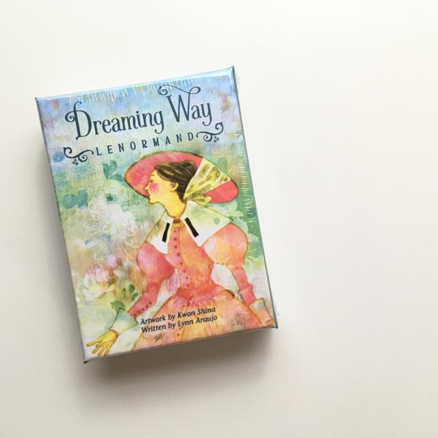 夢想童話雷諾曼|色彩活潑溫柔|硬盒|Dreaming Way Lenormand