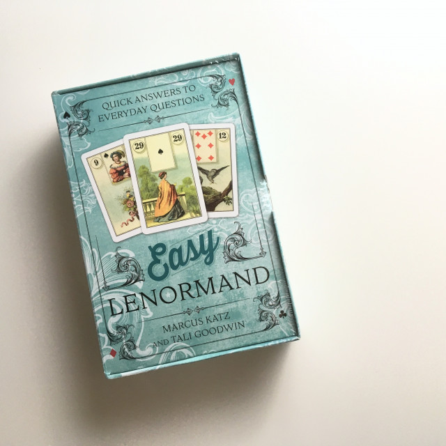 簡單雷諾曼|B.Dondorf 百年牌卡重現|套裝|Easy Lenormand