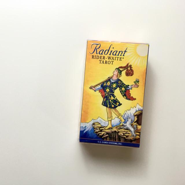 萊德偉特牌|明亮版本|Radiant Rider-Waite Tarot