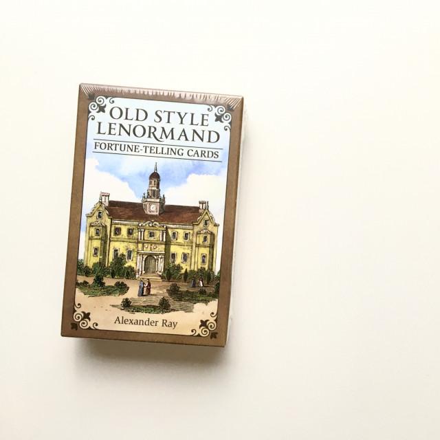 復古雷諾曼|Vintage 控首選|擴充男女牌各 2 張|Old Style Lenormand