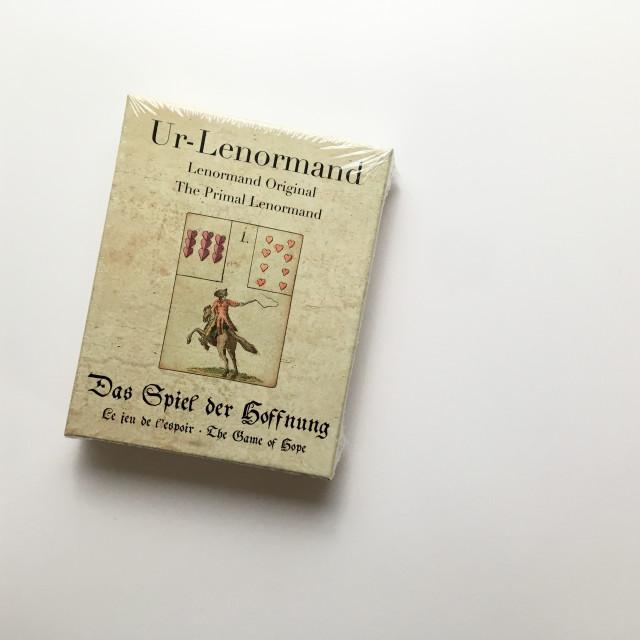 雷諾曼的原點|大英博物館文物複製|超質感紙卡質量|硬盒|Primal Lenormand