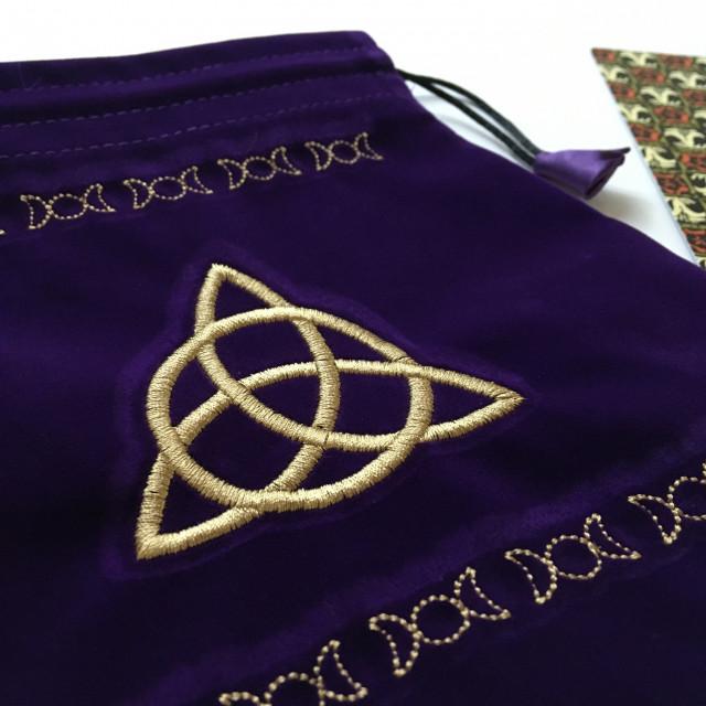 聖甲蟲牌袋|加厚植絨|女巫