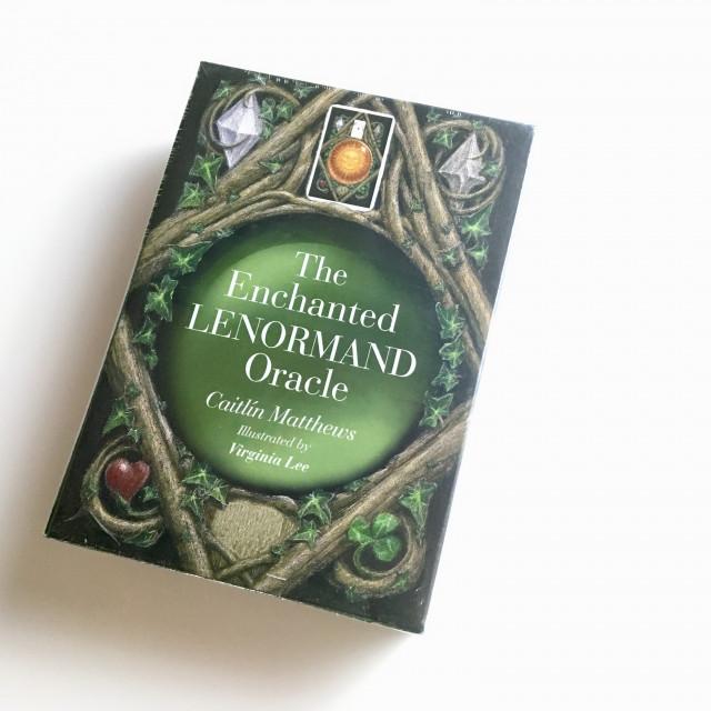 大師雷諾曼系列|3 張擴充牌|套裝|The Enchanted Lenormand Oracle