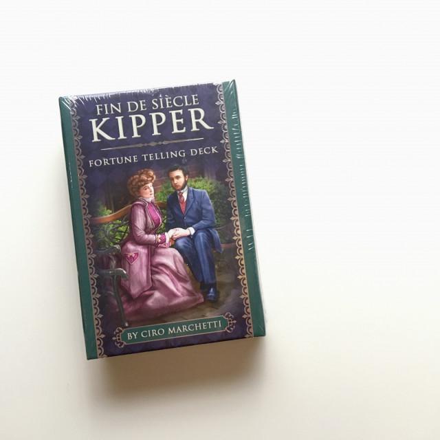 世紀末基博卡|人物關係占卜|超美質感和質量|鑊銀邊|Finde Siècle Kipper
