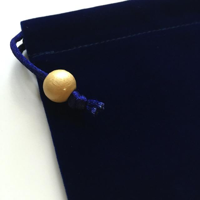 塔羅牌袋|純色植絨|標準牌尺寸