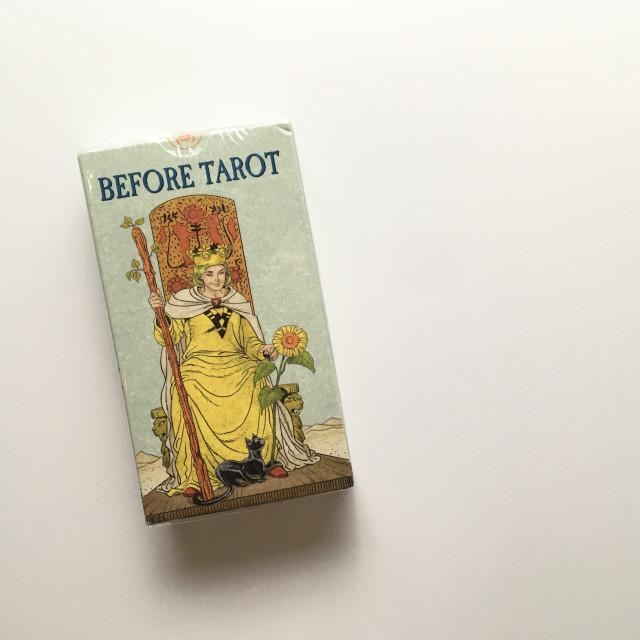 寫在偉特之前|RWS 原作改篇|Before Tarot