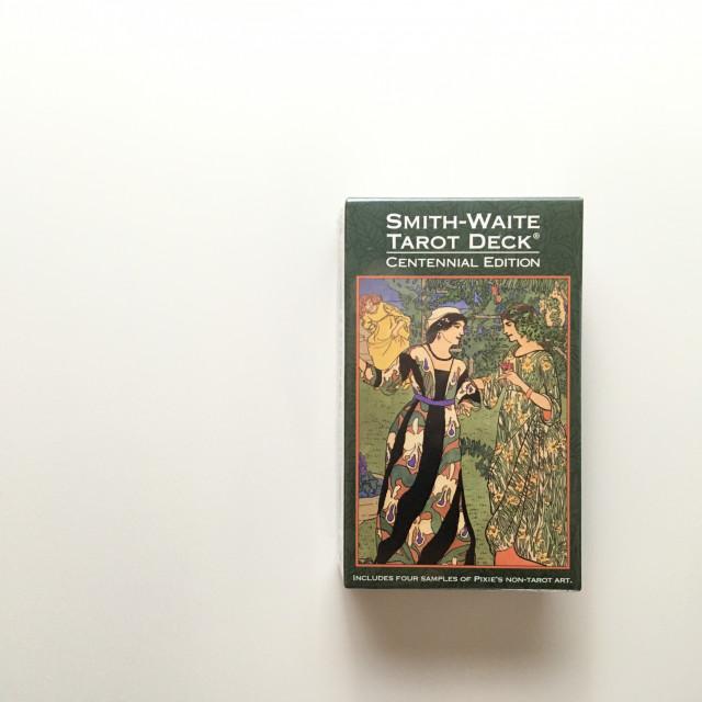 特別珍藏|史密夫偉特牌|Smith-Waite Centennial Tarot