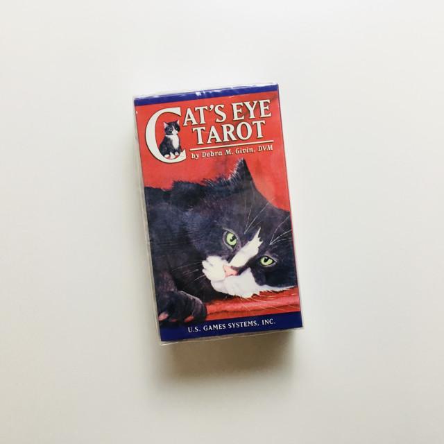 貓眼塔羅|懂貓咪的就懂|Cat's Eye Tarot