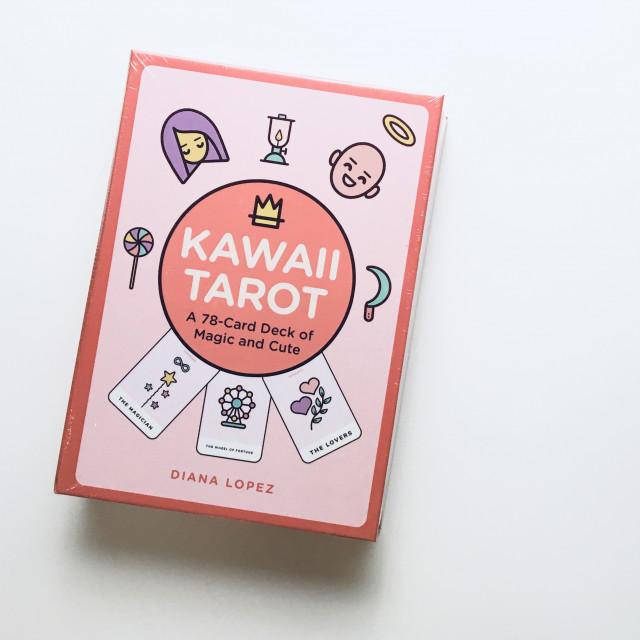 卡哇伊塔羅|可愛教主必備|連書硬盒套裝|Kawaii Tarot