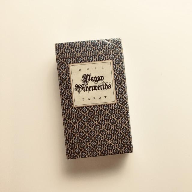 異教.異世界塔羅|一絲不苟的藝術級作品|+5 張月亮直覺卡|Pagan Otherworlds Tarot