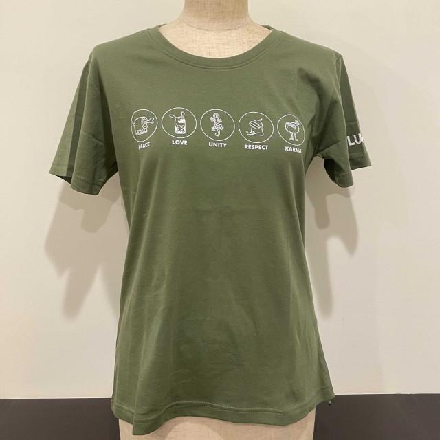 噗浪獸在一起T恤 Together T-shirt